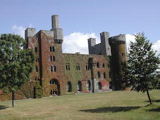 Penrhyn Castle (west front)