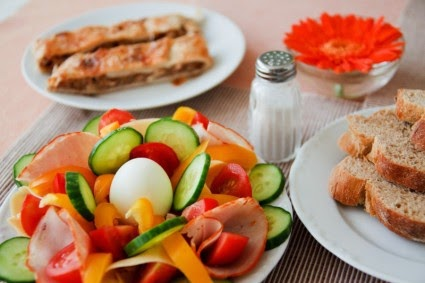 foods for omentum cut