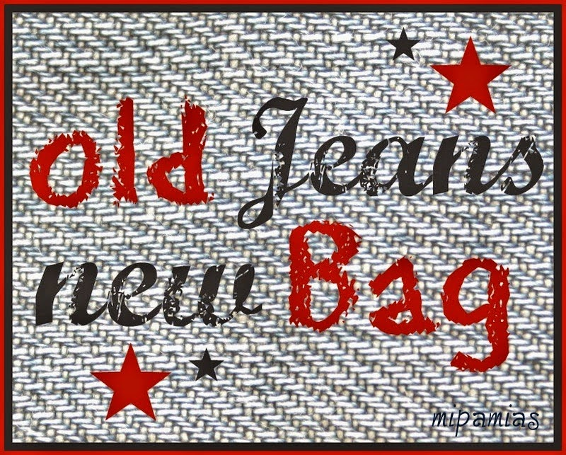 Thema: Jeans wird Tasche
