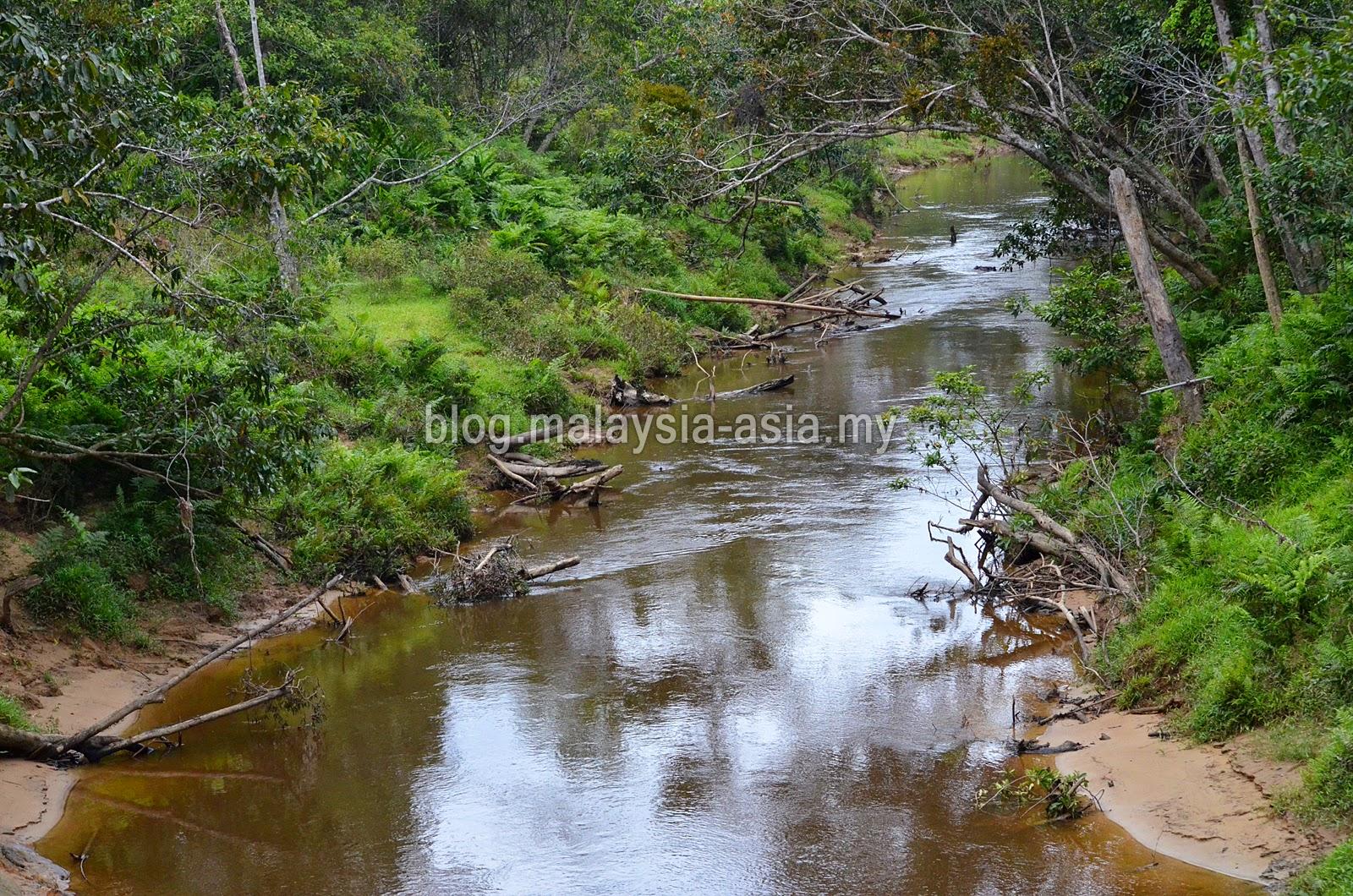 Bario River Kayaking