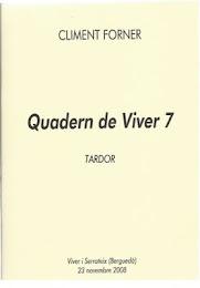 QUADERN DE VIVER 7
