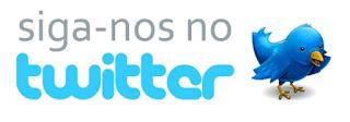 Botão com logo do Twitter, convidando-o para seguir-nos no microblog!