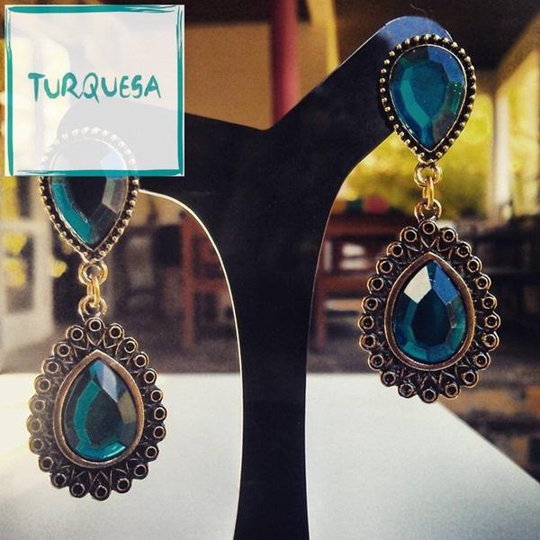 turquesa bijuterias