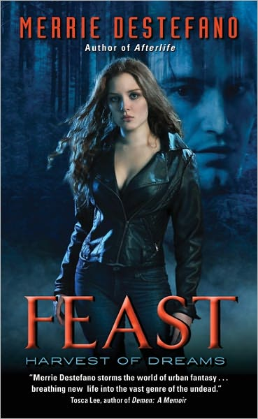Merrie Destefano - Feast Reviews