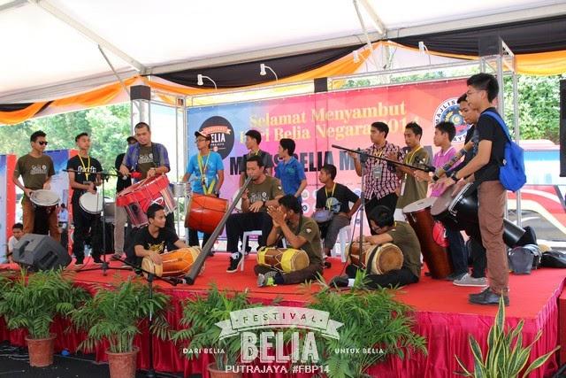 #FBP14 : Suasana Sekitar Hari Ke Empat Festival Belia Putrajaya