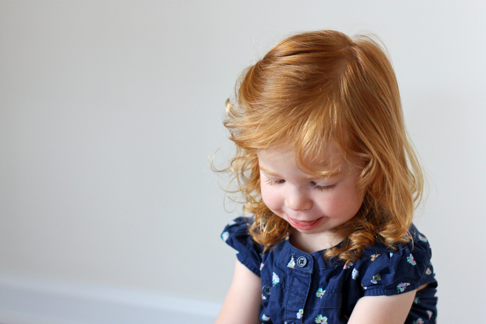Helping girls with curly hair love their look