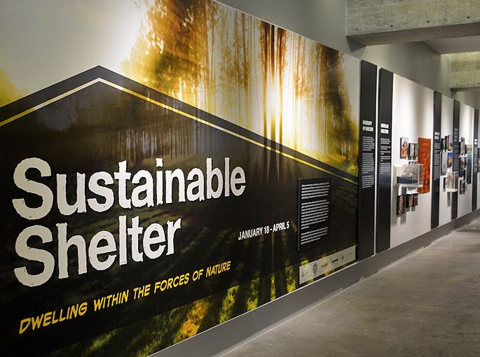 Sustainable Shelter: Dwelling Within the Forces of Nature | MODA