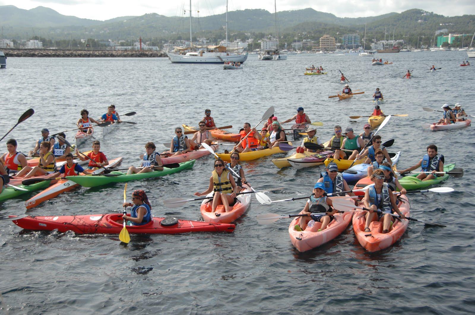 Día de la Piragua - Prueba Popular
