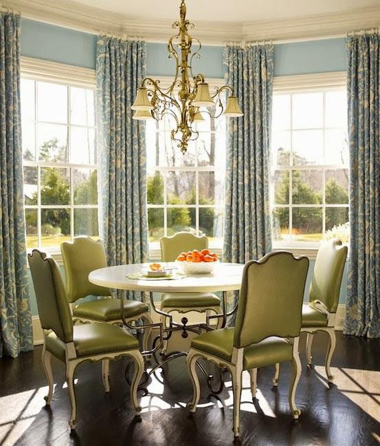 Curtains Ideas curtain rod roman shades : Window Treatments by Melissa: Ask Melissa: How to combine roman ...
