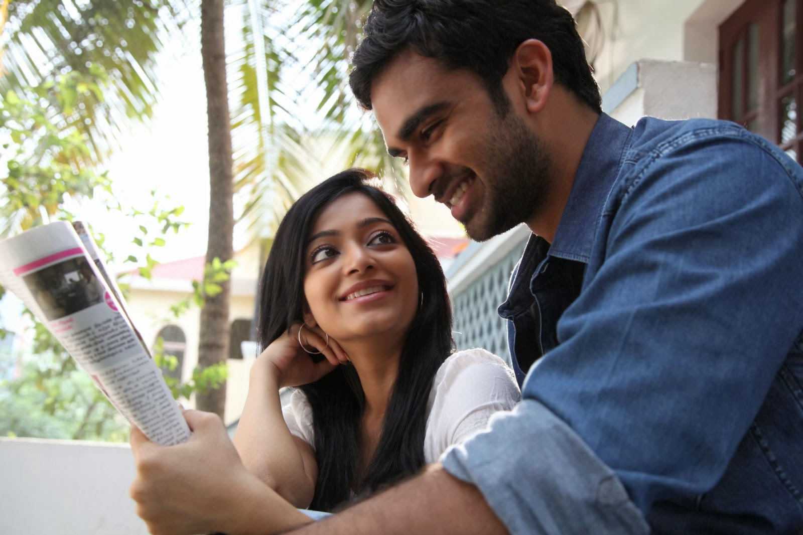 Thegidi Movie Stills 2
