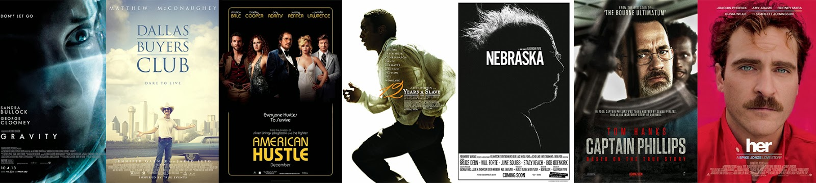 2014 Oscar Nominees You Can Watch at Home on DVD, Blu-Ray or Instant Streaming
