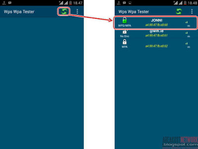 Cara Hack Password Wifi Dengan Android