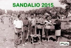 SANDALIO 2015