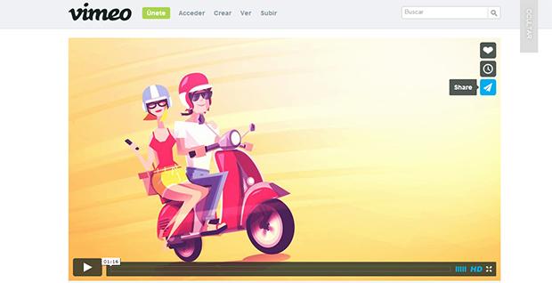 Personalizar video html