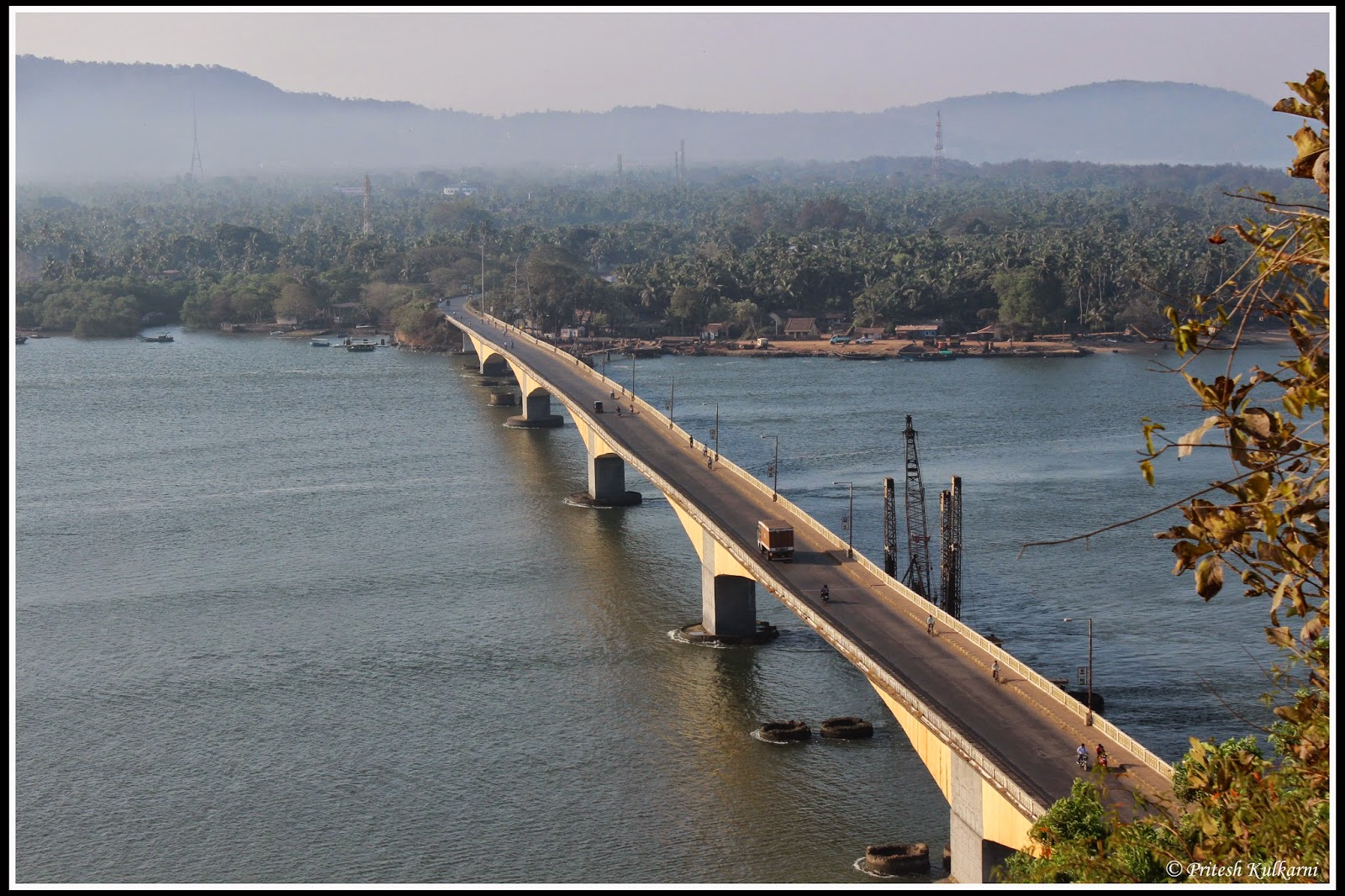 Karwar Bridge