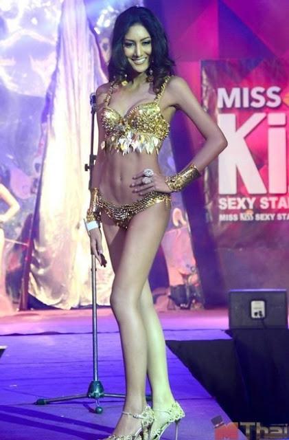 Khun Naetnapada 3 Tân hoa hậu chuyển giới Thái Lan 2013 đẹp rạng rỡ