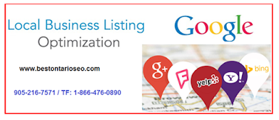 local business listing optimzation