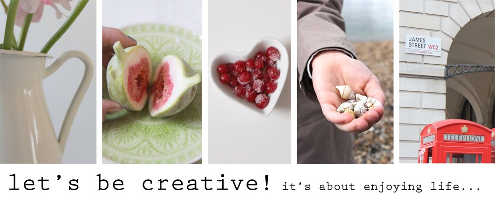 let&#39;s be creative!