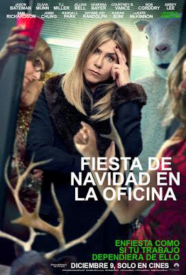 Fiesta de Navidad en la Oficina en Español Latino