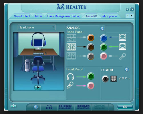 realtek high definition audio と は