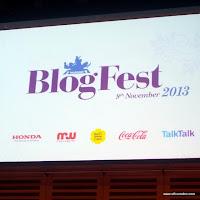 Mumsnet Blogfest