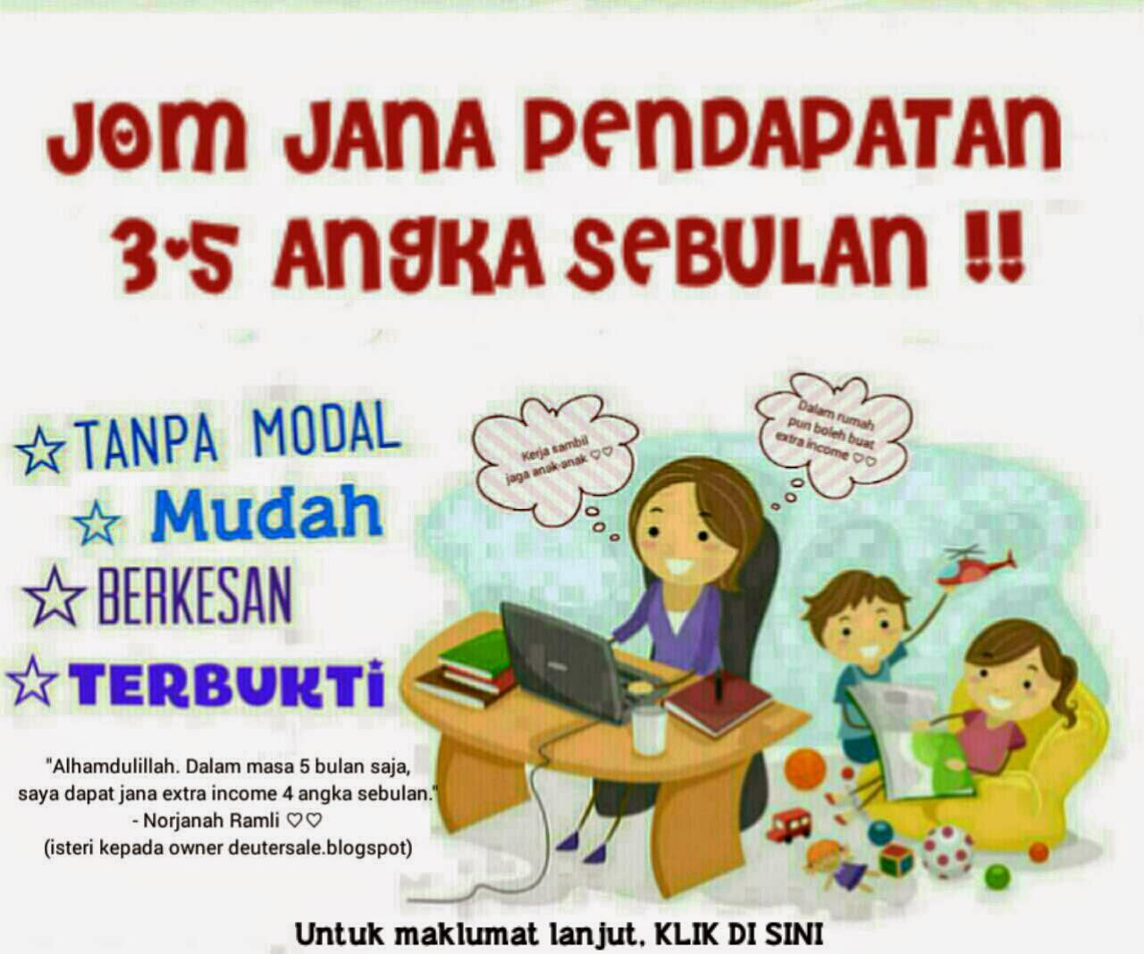 EXTRA INCOME !!