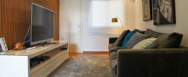 Blog de arquitetura e decora o decora o para sala pequena for Modelos de salas pequenas