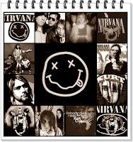 foto dan gambar band nirvana
