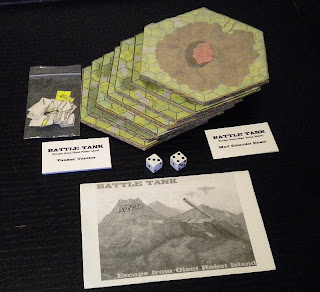 Battle Tank Game Contents