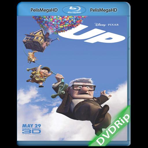 Up: Una Aventura de Altura (2009) DVDRip Español Latino