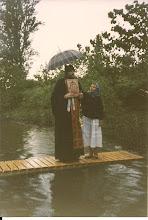 Père Patric, Théologien,