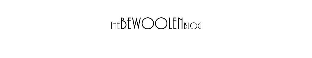 The beWoolen blog