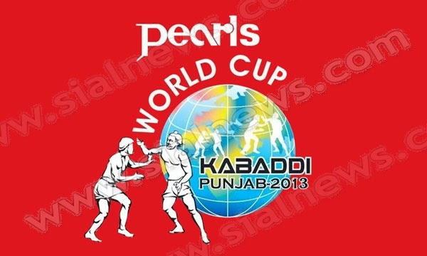 Kabaddi World Cup 2014