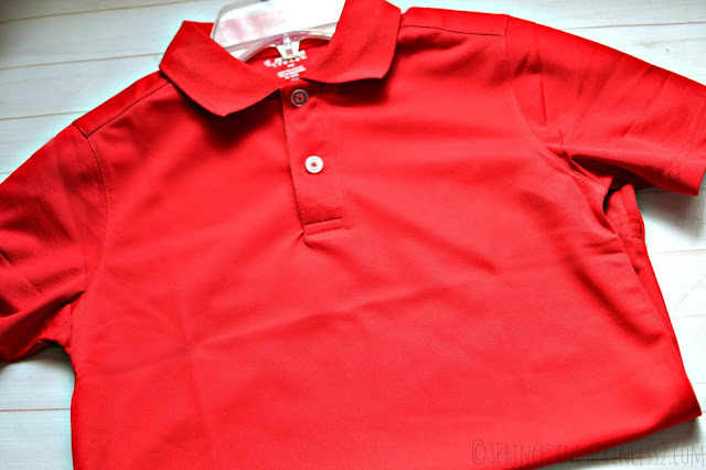 """Sport """"stay cool"""" kids polo"""