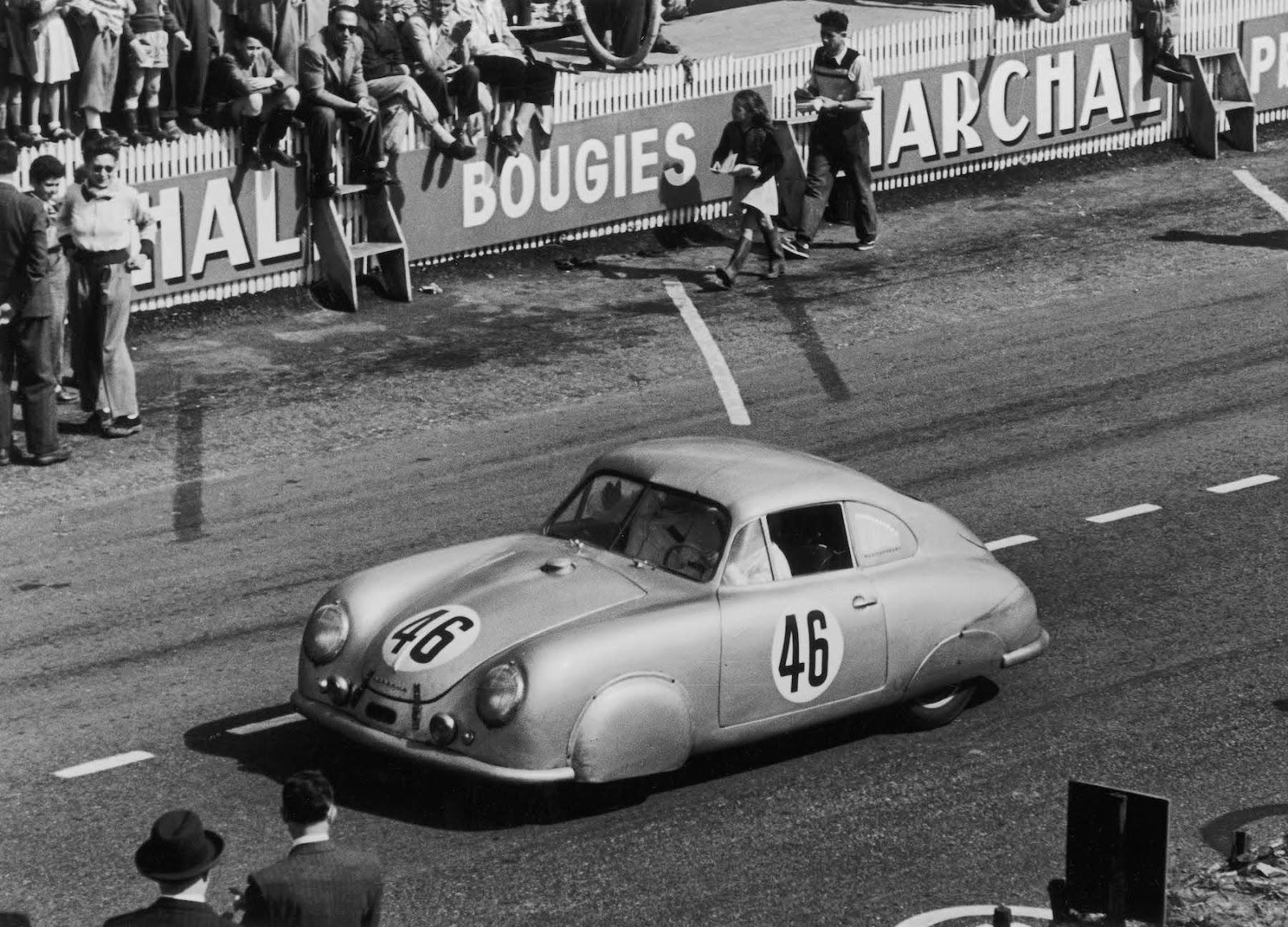 1951 - Porsche 356