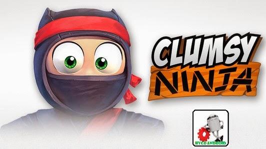 Clumsy Ninja v1.6.2 MOD APK+DATA
