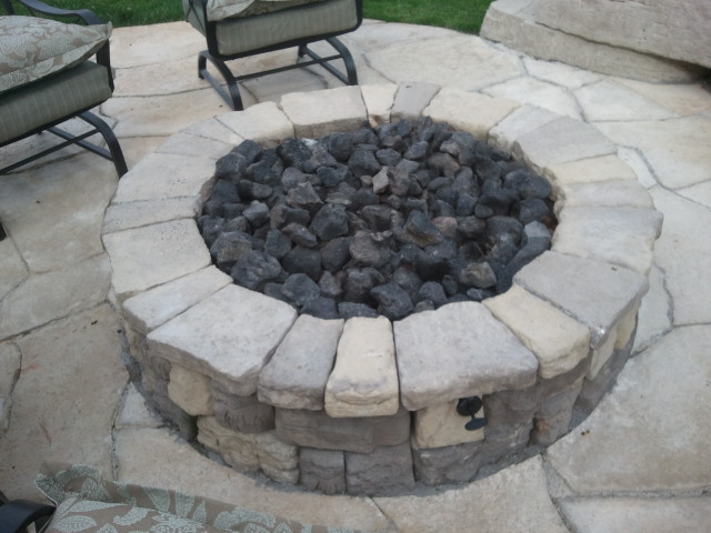 Midwest Hardscape Rosetta Hardscapes Belvedere And