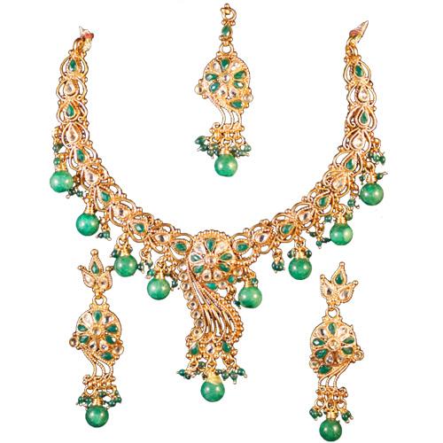 Beautiful Polki Jewellry Sets | Gems and Jewelry
