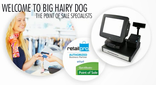 Software Point of Sales Online Omega POS Cloud.