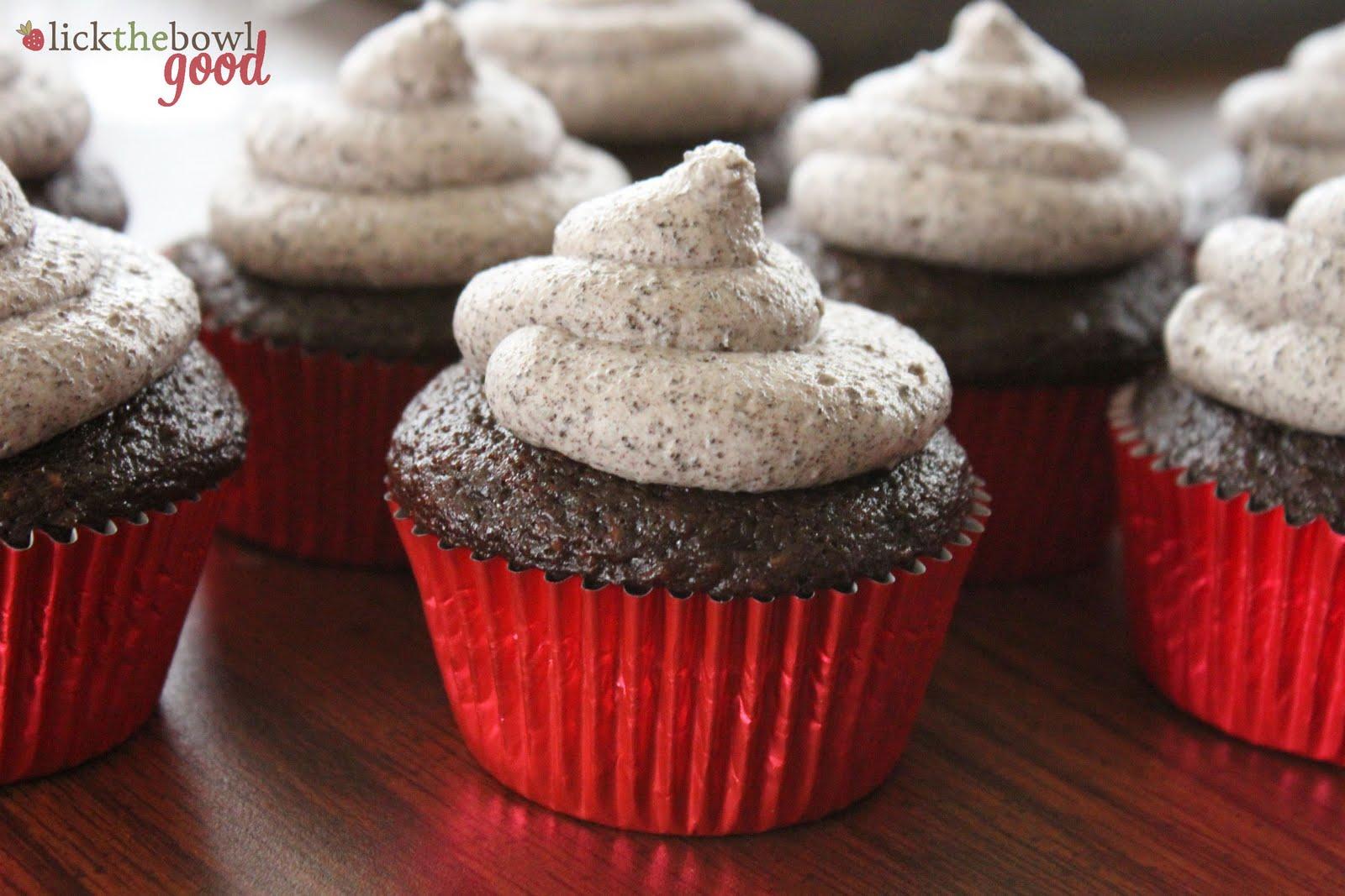 "Hershey's ""Perfectly Chocolate"" Chocolate Cupcakes"