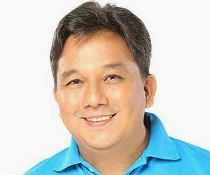 Ragay Mayor Ricky Aquino