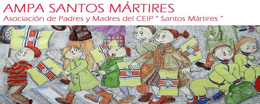 """AMPA CEIP """"SANTOS MÁRTIRES"""""""