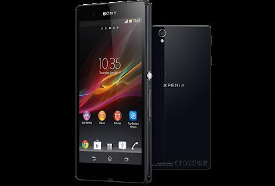 Sony Xperia Z - tecnogeek.es