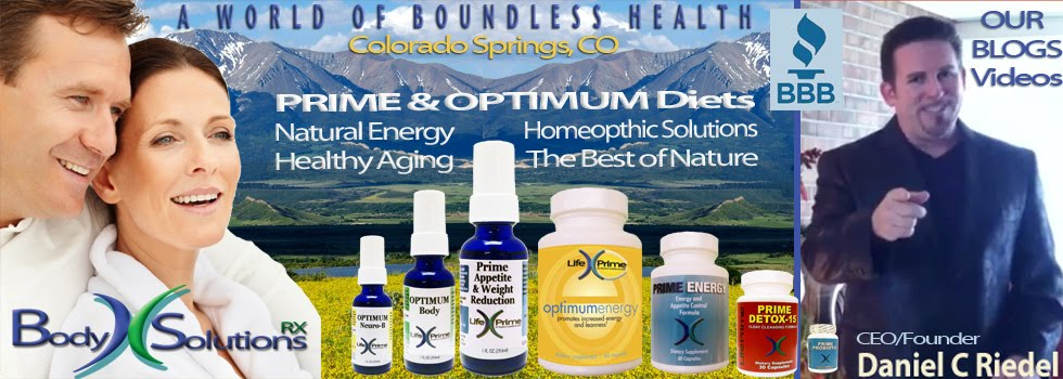 Body Solutions Rx: Company BLOG, VIDEOS, and MEDIA
