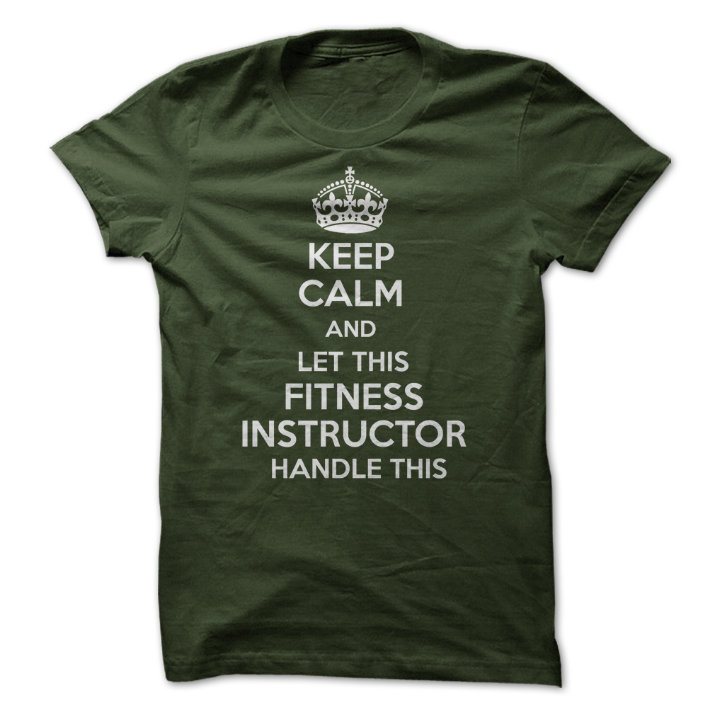 Fitness Instructor Workout T Shirts