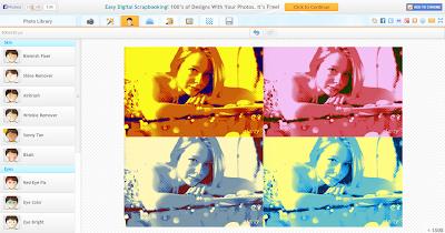 Ipiccy editor di fotoritocco online per modificare for Effetti foto online