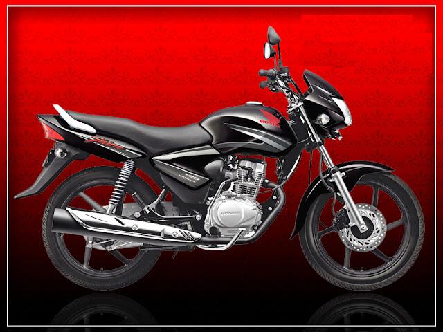 Honda Shine Black Colour Stills Honda Shine Bike Price Review