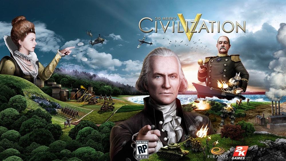 Sid Meier's Civilization V Download Poster