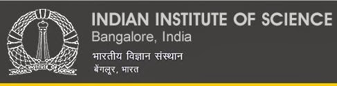The Indian Institute of Science Logo