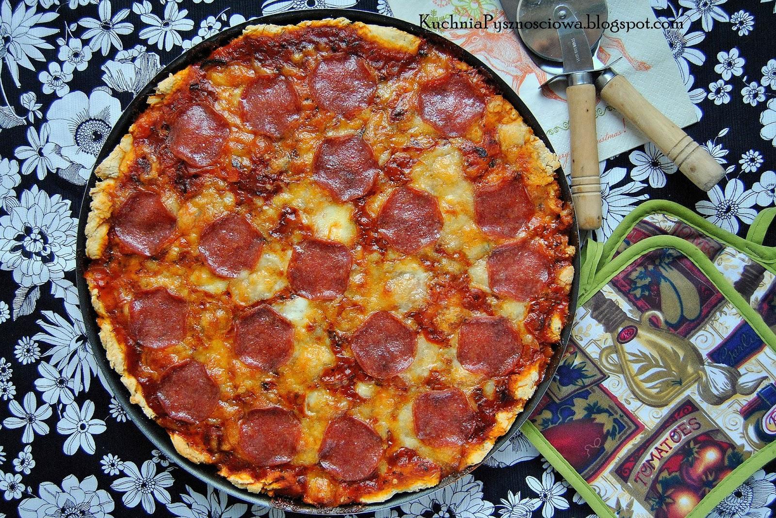 184. Pizza pepperoni specjalnie na Dzień Pizzy
